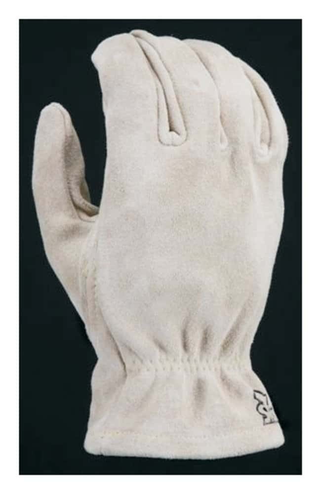 ShelbySkins Gloves Color: cream; Size: Large:Personal Protective Equipment