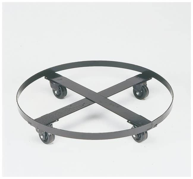 Justrite Steel Dolly  Steel Drum Dolly:Gloves, Glasses and Safety