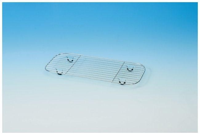 Branson Ultrasonics™Accesorio para baños de limpieza de ultrasonidos Bransonic™, gradillas de soporte: Accesorios para esterilizadores y autoclaves Esterilizadores y autoclaves