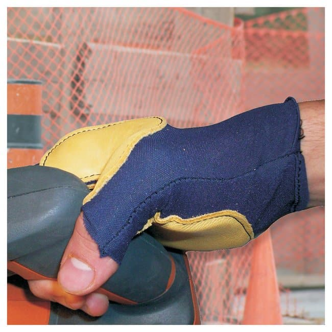 Impacto Fingerless Anti-Impact Glove X-Large:Gloves, Glasses and Safety
