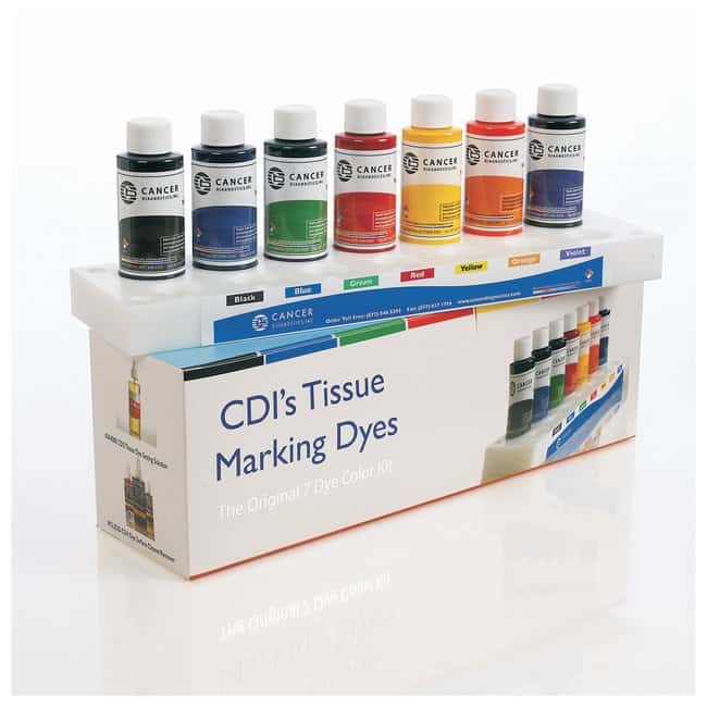 Cancer Diagnostics, Inc. Tissue Marking Dyes:Chemicals:Biochemicals and