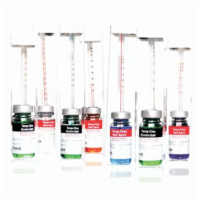 Streck Temp-Chex  Thermometers :Thermometers, pH Meters, Timers and Clocks:Thermometers