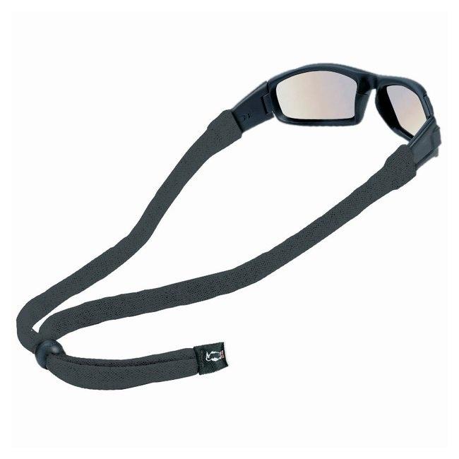 Chums Original Cotton Large End Eyewear Retainers Large end; Black:Gloves,