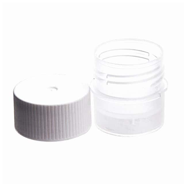 DWK Life SciencesWheaton CryoELITE Tissue Vials: 5mL, White Cap, Sterile