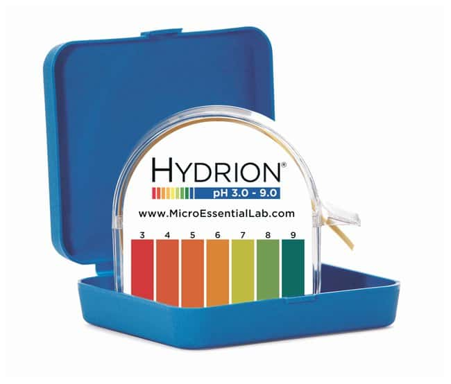 Micro Essential LabJumbo Dispensers with Hydrion pH Test Paper:pH and Electrochemistry:pH
