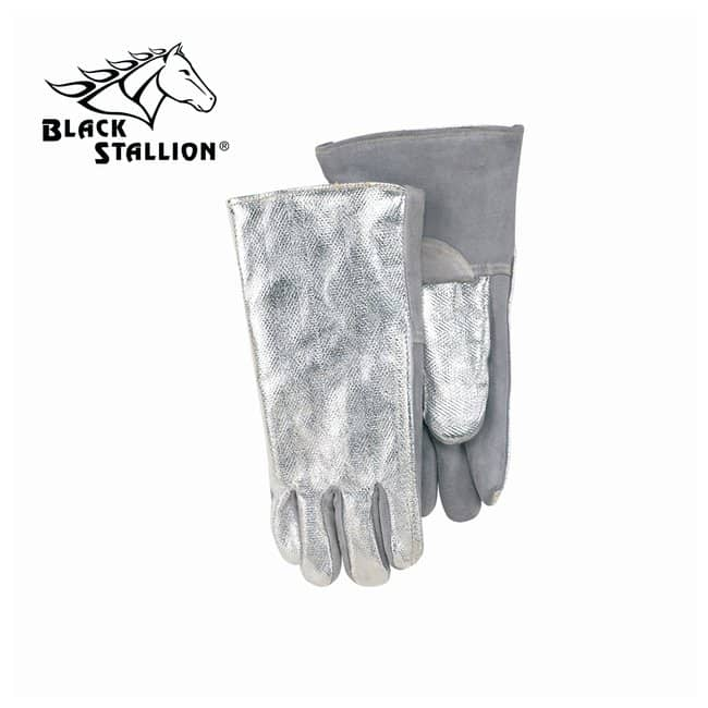 Black Stallion™ Carbon/Aramid Fiber Gloves with Wool Insulation
