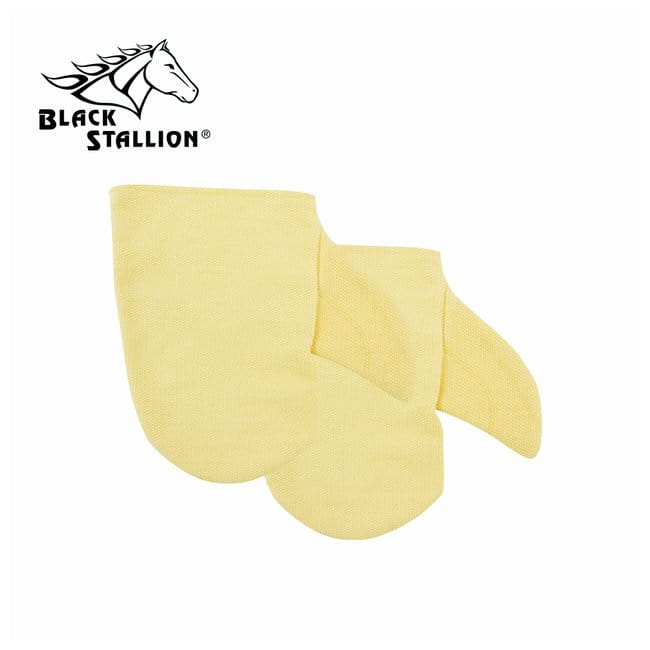 Black Stallion Jumbo Cover Mitts 22 oz. Kevlar:Gloves, Glasses and Safety