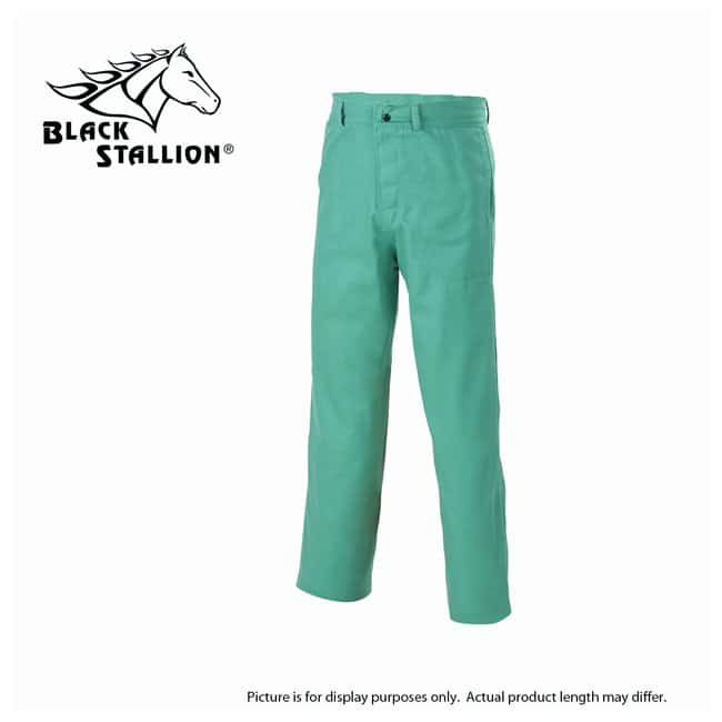Black Stallion Flame-Resistant Coat:Gloves, Glasses and Safety:Personal