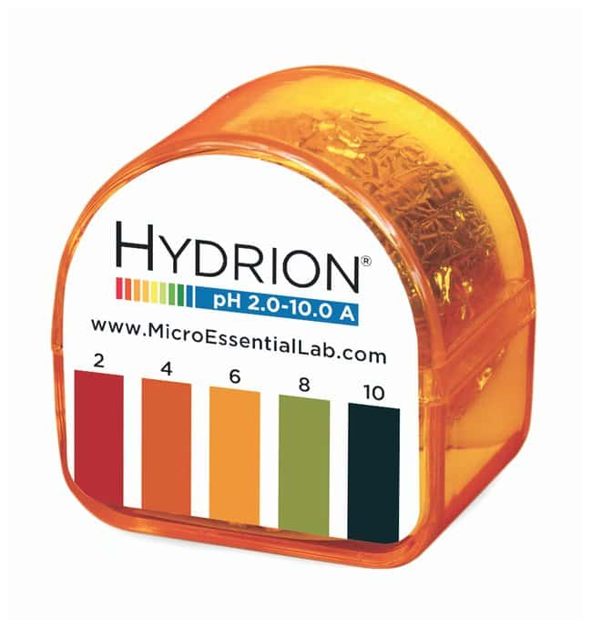 Hydrion pH Test Papers, Wide-Range  Type A Refill:Teaching Supplies