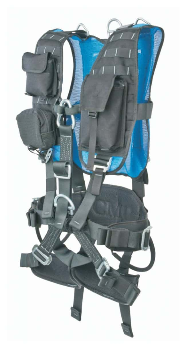 CMC Rescue ProSeries Confined Space Rescue Harnesses:Gloves, Glasses and