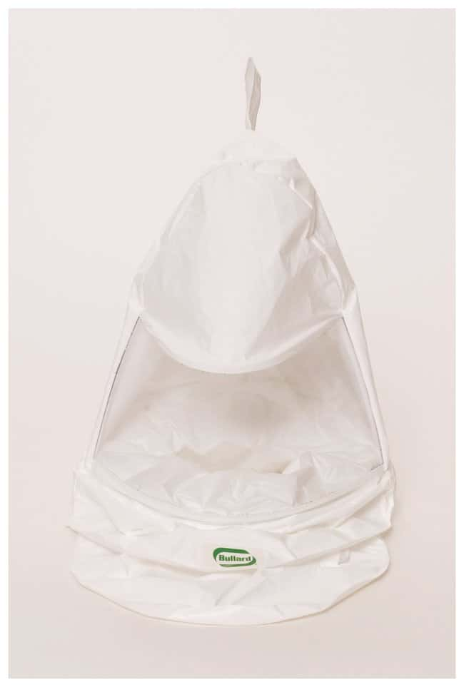 Bullard Tychem QC Hoods for Respirators - Gloves, Glasses and Safety,  Respiratory Protection