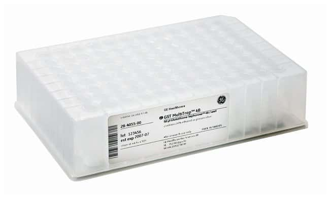 GE Healthcare GST MultiTrap 4B Plates 4 x 96-well plates:Life Sciences