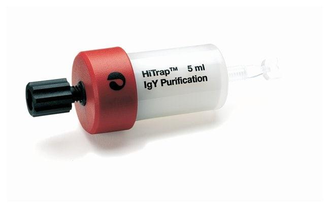 GE Healthcare HiTrap IgY Purification Column 1 x 5mL:BioPharmaceutical