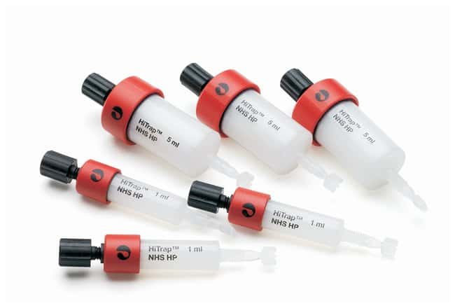 GE Healthcare HiTrap NHS-Activated HP Columns  5 x 1mL:Life Sciences