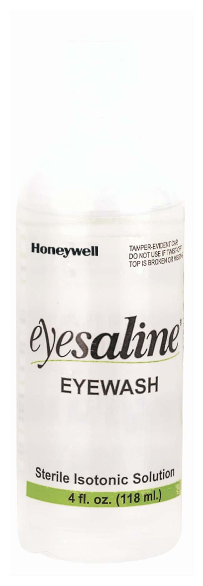 HoneywellEyesaline Personal Eyewash Bottle 4 oz.:Facility Safety and Maintenance