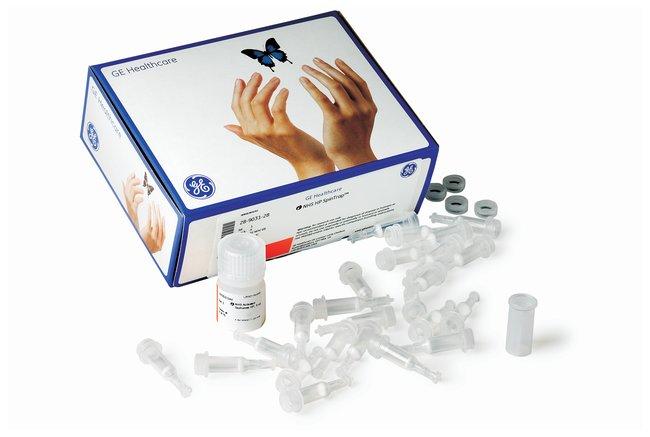 GE Healthcare NHS HP SpinTrap Kit Inc. 5mL media, 24 empty SpinTrap columns:Life