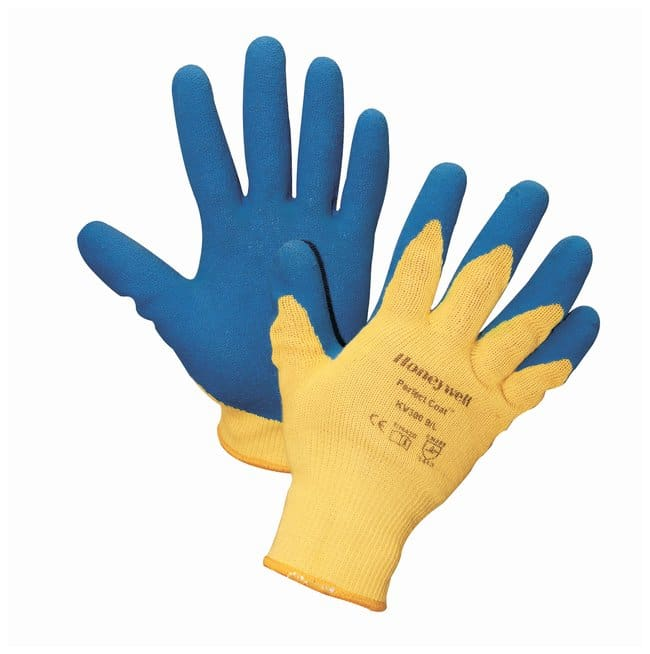 Honeywell Perfect-Coat Rubber Coated Full Palm Gloves:Gloves, Glasses and
