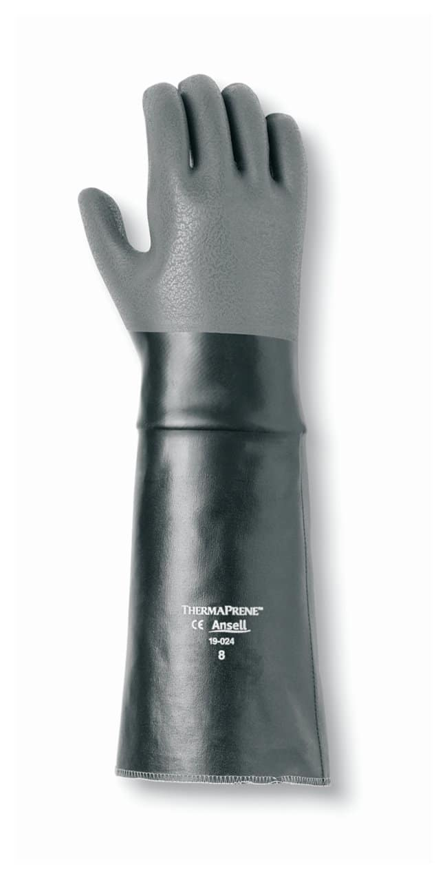 Ansell AlphaTec 19-024 Neoprene Dipped Gloves Length: 18 in. (45.7cm);