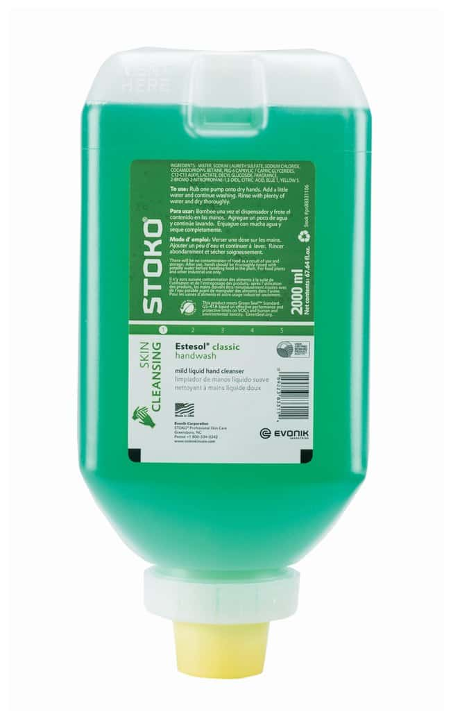Stoko Esteso Classic Light-Duty Hand Cleanser:Gloves, Glasses and Safety:First