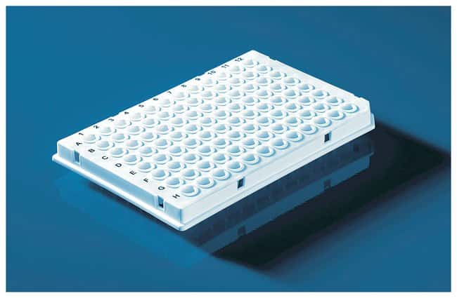 BRAND White Real-Time PCR (qPCR) 96-Well Microplates:Life Sciences:Molecular