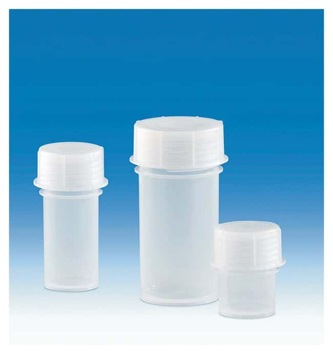 BrandTech VITLAB Sample Containers with Screw Caps 180mL:First Responder