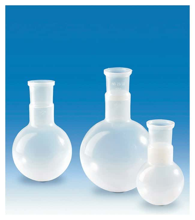 BrandTechVITLAB PFA Round Bottom Flasks:Flasks:Distilling Flasks