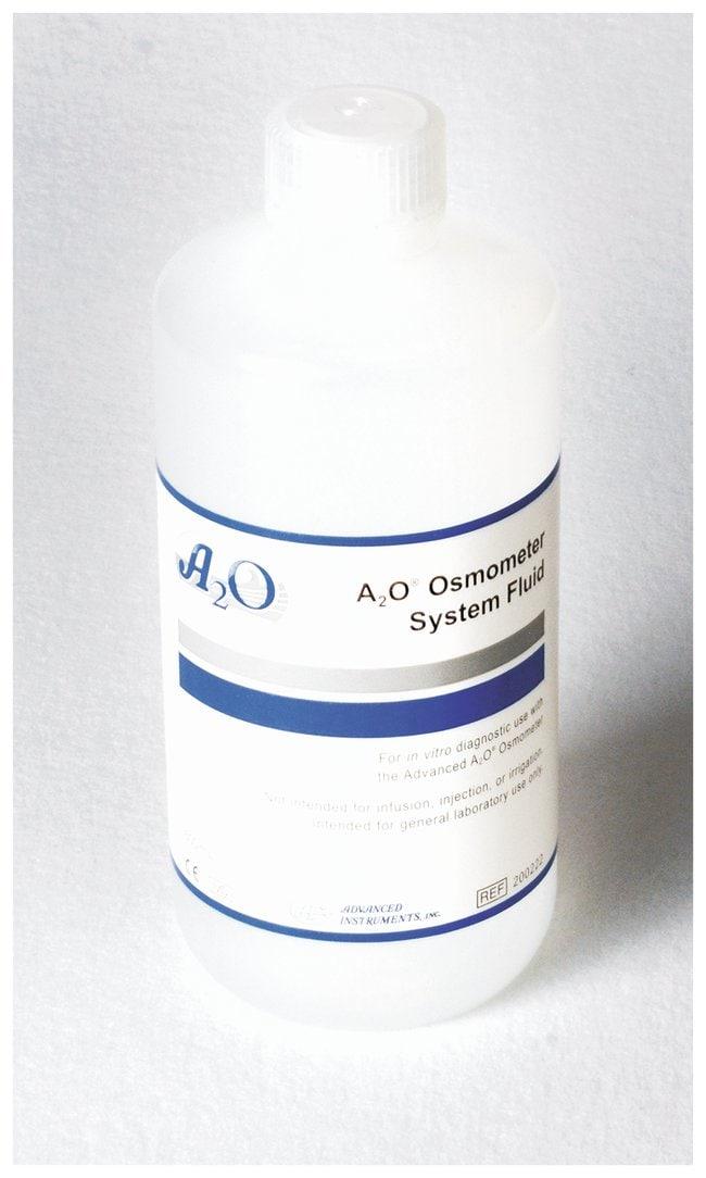 Advanced InstrumentsOsmometer System Fluid Osmometer system fluid:Diagnostic