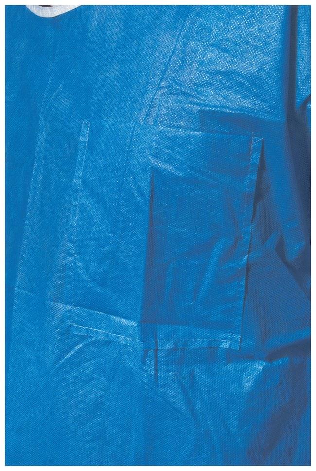 6d29aac70ce International Enviroguard Soft Scrubs Disposable Long Sleeve Shirts ...