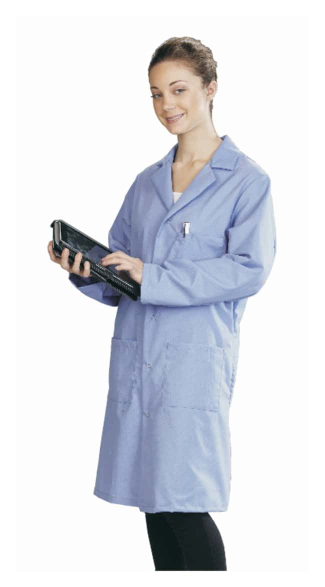 Vidaro Vi-Gard I Static-Control Lab Coats:Gloves, Glasses and Safety:Controlled