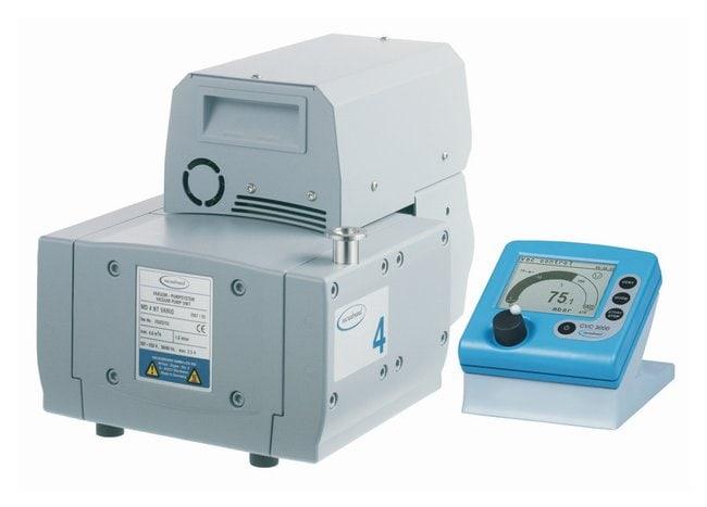 BrandTech VACUUBRAND MD4 NT VARIO Aluminum-FKM Diaphragm Vacuum Pump:Pumps