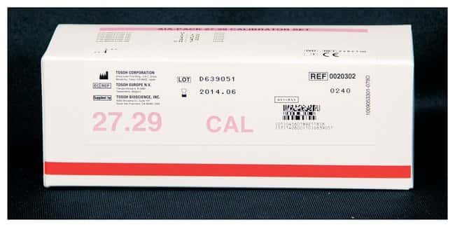 Tosoh Bioscience AIA-PACK Test Cups  Breast Cancer Marker 27.29 Calibrator