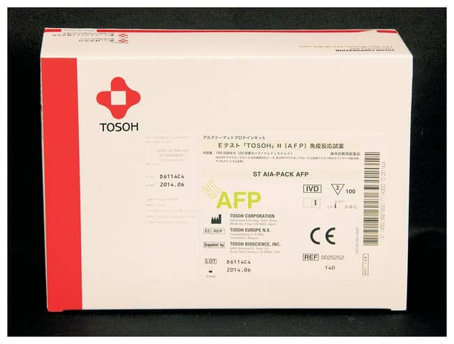 Tosoh Bioscience AIA-PACK Test Cups - AFP (Alpha Fetoprotein):Diagnostic