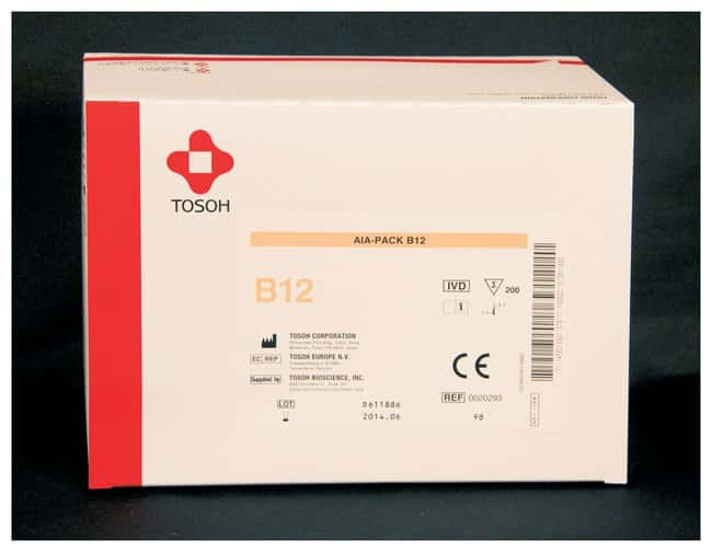 Tosoh Bioscience AIA-PACK Test Cups  B12 Vitamin:Diagnostic Tests and Clinical