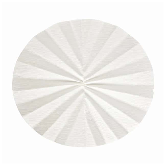 Cytiva (Formerly GE Healthcare Life Sciences) Whatman™ Grade 598 1/2 Qualitative Folded Paper Filter - Circle Diameter: 240mm Cytiva (Formerly GE Healthcare Life Sciences) Whatman™ Grade 598 1/2 Qualitative Folded Paper Filter - Circle