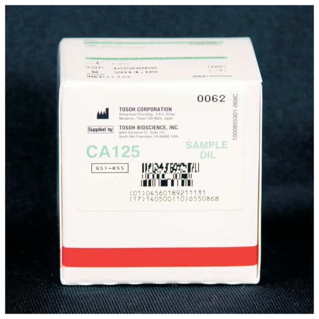 Tosoh Bioscience Aia Pack Test Cups Ca 125 Epithelial Ovarian Cancer Fisher Scientific