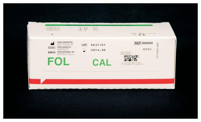 Tosoh Bioscience AIA-PACK Test Cups - FOL (Folate):Diagnostic Tests and