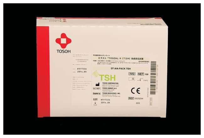 Tosoh Bioscience AIA-PACK Test Cups  TSH 3G (Thyroid Stimulating Hormone