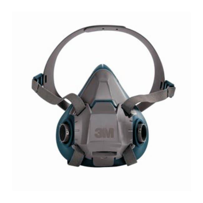3M™Rugged Comfort 6500 Series Half Facepiece Reusable Respirator