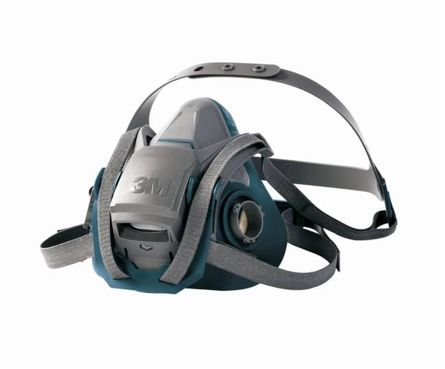 3M™ Rugged Comfort 6500 Series Quick Latch Half Facepiece Reusable Respirator