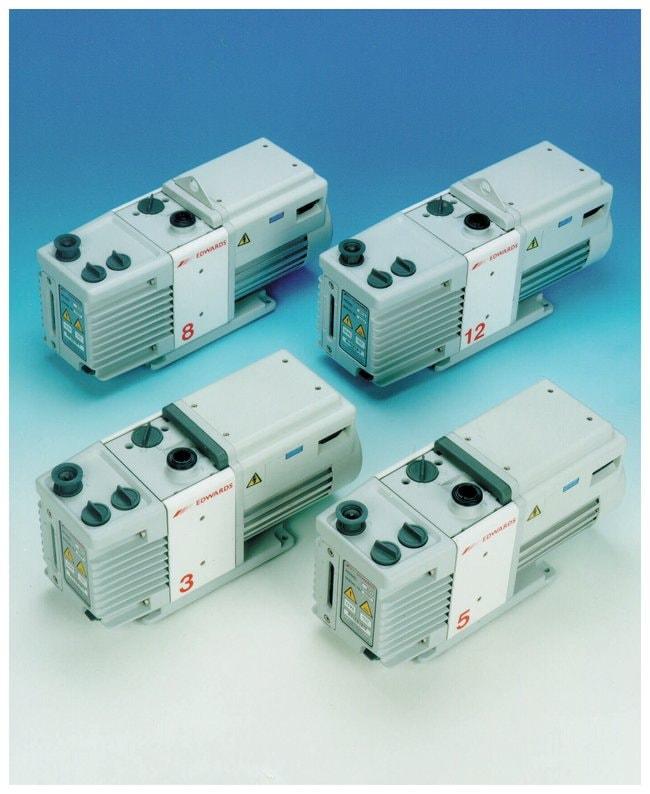 Edwards Rotary Vane Vacuum General-Purpose Pumps: RV3 Model RV3; Pumping