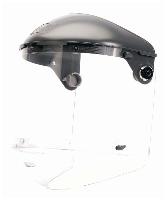 Honeywell Fibre-Metal Dual Crown Face Shield Systems Attachment: Model