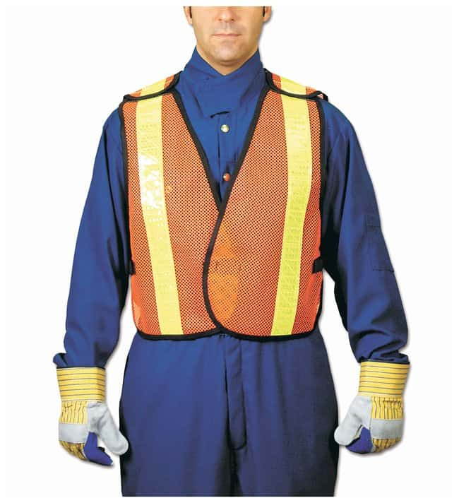 Honeywell Hi Viz Tearaway Vest:Gloves, Glasses and Safety:Lab Coats, Aprons