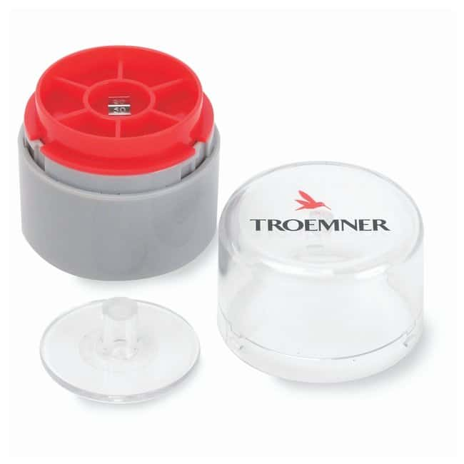 Troemner™Individual Analytical Precision Weights, Class 3 with Traceable Certificate