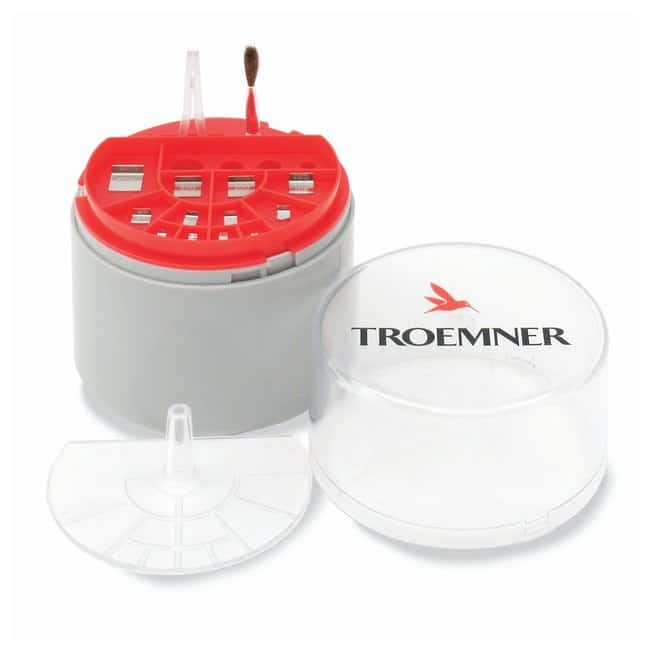 Troemner™ Alloy 8 Metric Precision Weight Sets, Class 1 with NVLAP Certificate