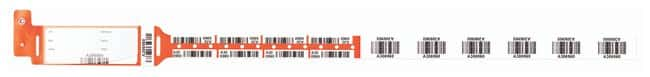 PDC Healthcare Securline™ BarCode Blood Band with Standard Format Labels