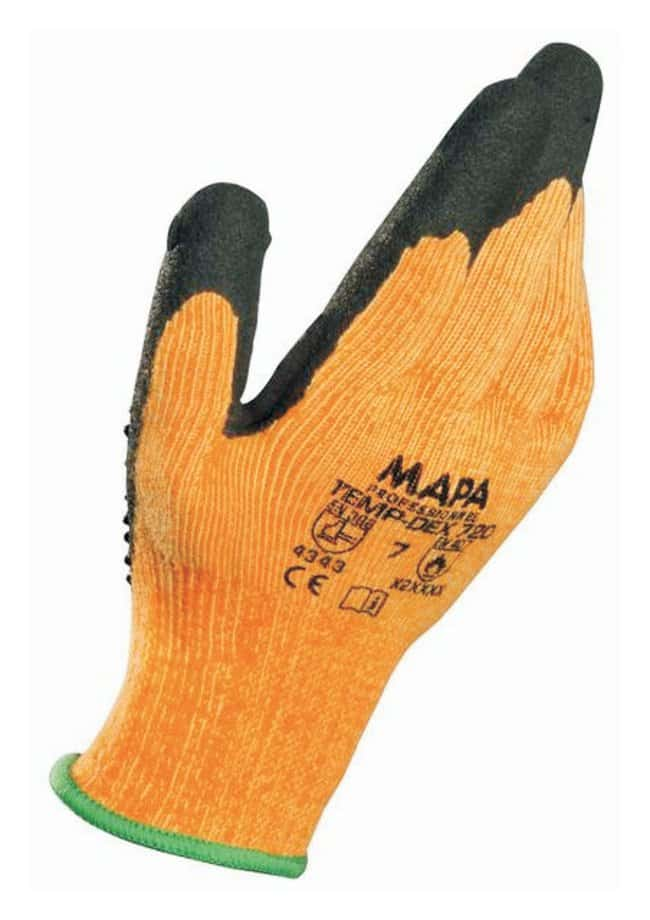 MAPA Temp-Dex Plus 720 Thermal Protection Gloves Size: 7:Gloves, Glasses