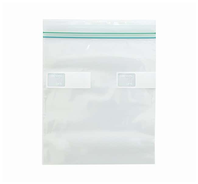 Minigrip COLORZIP Food Storage Bags Quart Freezer Storage Double Zipper;
