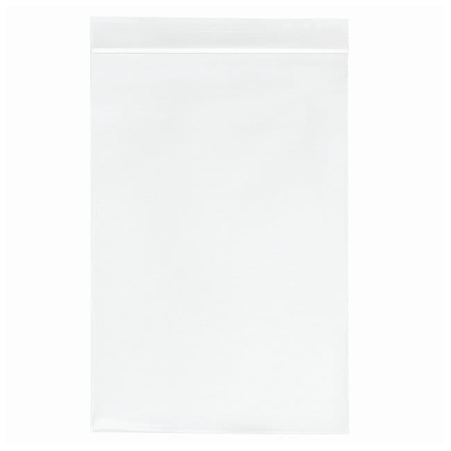 Minigrip 2 MIL Plain ZIPPIT Reclosable Zipper Bags Size: 6 x 10 in.; Pack
