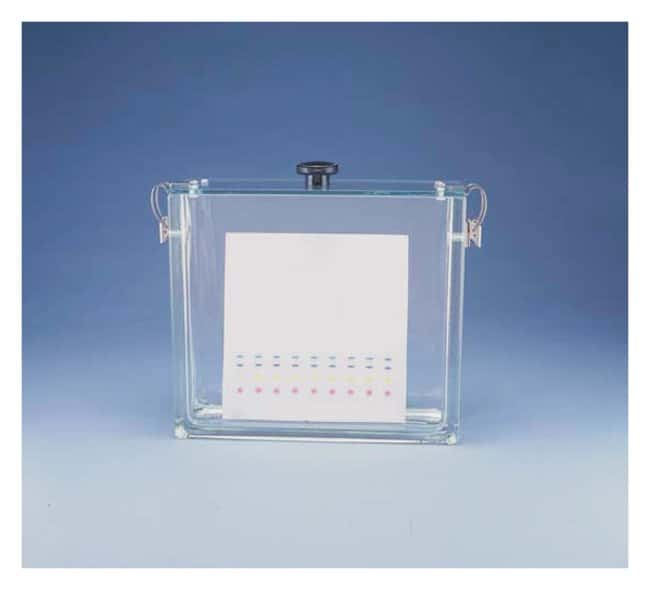 DWK Life Sciences Kimble™ Kontes™ Lids for Rectangular TLC Developing Tanks