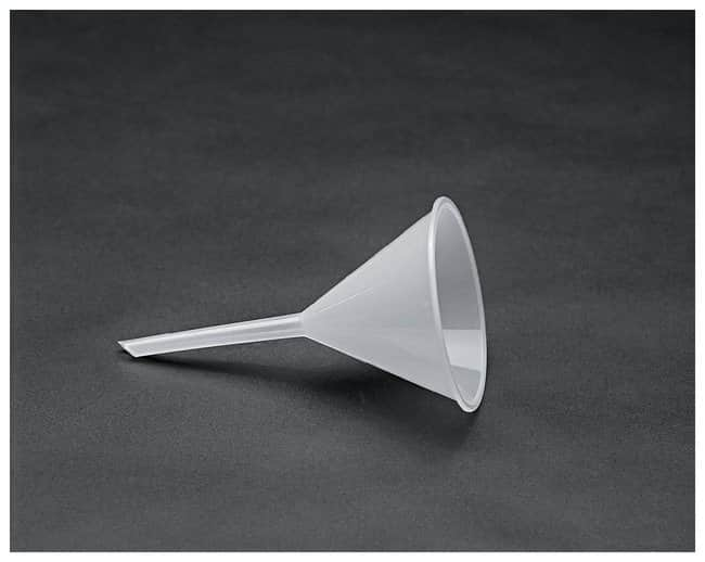 Fisherbrand Long-Stem Analytical Funnels  Top dia. x stem L: 77 x 80mm;